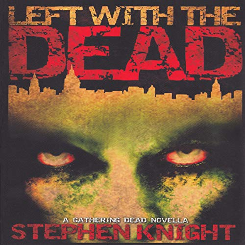 Left with the Dead  By  cover art