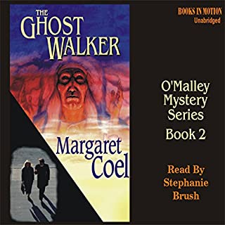The Ghost Walker cover art