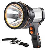 Best Marine Flashlights - Eornmor Powerful Super Bright Large Flashlight Rechargeable 6 Review