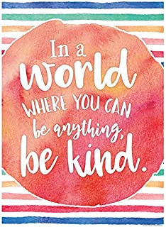 Teacher Created Resources in A World Where You Can Be Anything, Be Kind Chart