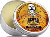 Cera para bigote y barba Whiskey on the Rocks (15 ml), de The Beard and The Wonderful; te ayuda a controlar los rizos, giros, enredos y puntas