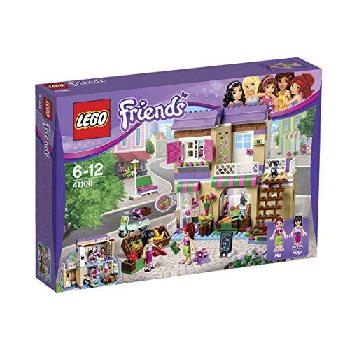 LEGO - El Mercado de Alimentos de Heartlake, Multicolor (41108)