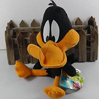 NEW LOONEY TUNES BUGS Daffy Duck stuffed 9 inch Plush doll toy Lovely
