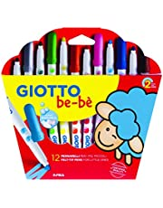 Giotto be-bè 466700 - Estuche rotuladores súper lavables