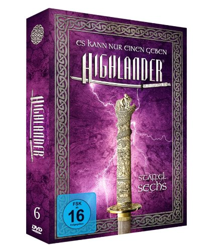 Highlander - Staffel 6 *LimitedEdition* [6 DVDs]