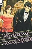 Nodame Cantabile Notebook: (110 Pages, Lined, 6 x 9)