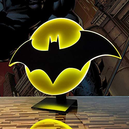 Batman 3D Luminescent Halo Batsignal Light