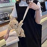 Zoom IMG-1 aheadad ragazze orso borsa a