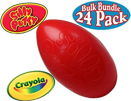Crayola Silly Putty Original Bulk Set Bundle 48 Count