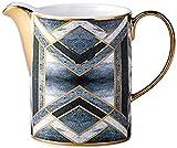 DYB Jarra de Leche Copa de Leche de Lanza de Crema de cerámica con manejo de café Set de 170 ml para té de la Tarde o reunión de Amigos