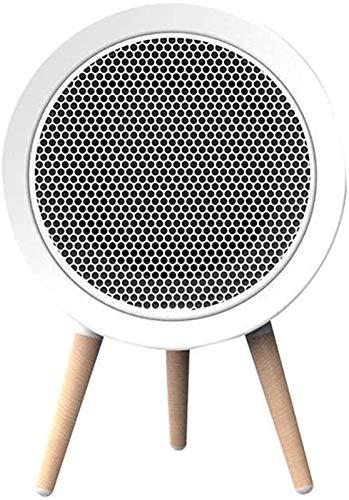 Calentador de espacio de calentadores eléctricos portátiles, Calentador de espacios al aire libre for el ventilador interior Uso de oficina ajustable Silencio cálido Calentadores for el hogar de bajo