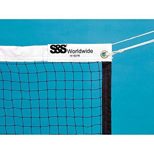 S&S Worldwide Collegiate Badminton Net