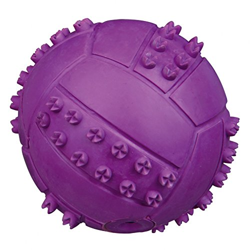 Trixie 34841 Spielball, Naturgummi, ø 6 cm