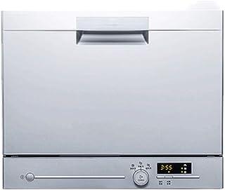 ZXCVB Instalación de escritorio gratuito lavavajillas automático del hogar Pincel inteligente Bowl, inteligente libre de la instalación, ahorro de agua y electricidad, 2-4 Hogares