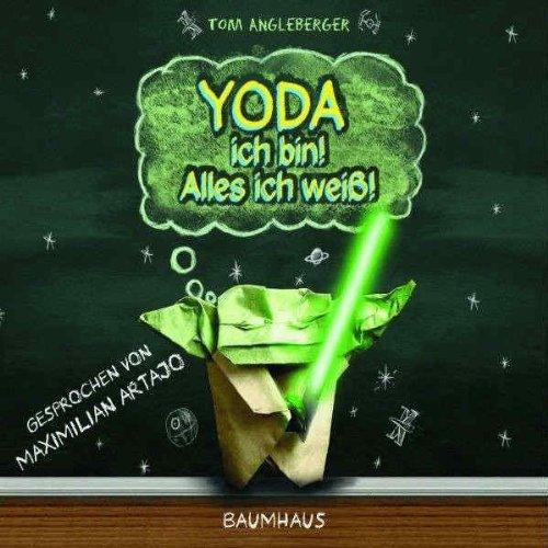 Yoda ich bin! Alles ich weiß! audiobook cover art