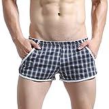 XL Oネイビー (ダブルジェイ)WJ メンズ下着 トランクス メンズインナー パンツ 男性下着 ローライズ セクシー