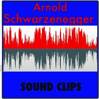 Sounds from actor Arnold Schwarzenegger SOUNDBOARD