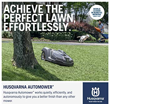 Husqvarna AUTOMOWER 315, Robotic Lawn Mower (Install Kit Sold Separately)