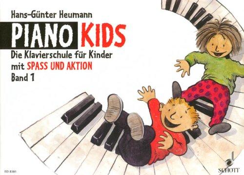 Heumann, Piano Kids Band 1 für Klavier