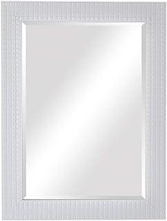 Miroir De Maquillage Pour Salle De Bain Rectangulaire Avec Cadre En Aluminium Ultra-Fin Mural Miroir Hangs Horizontal Et Vertical Pour Utilisation /à Domicile Ou De Lh/ôtel Fournitures