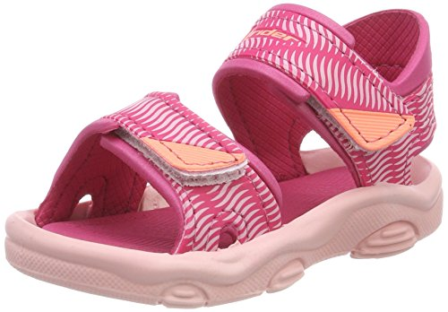Rider Baby Mädchen RS2 III Sandalen, Mehrfarbig (Pink/Pink), 25/26 EU