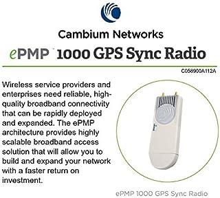 Cambium Networks - ePMP 1000 5 GHz Connectorized Radio (FCC) w/Sync - C058900A112A