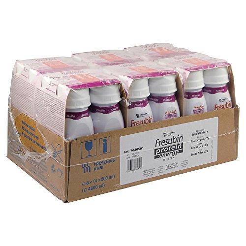 Fresubin PROTEIN Energy Drink Walderdbeere, 6X4X200 ml
