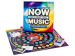 Fun-packed Music Trivia board game for the whole family NOW That's What I Call Music is one of the most successful compilation album series of all time Music Trivia questions from the 80's, 90's and 21st Century There are also covers to be sung and s...