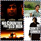 F-HOC379 No Country for Old Men 35cm x 35cm,14inch x 14inch
