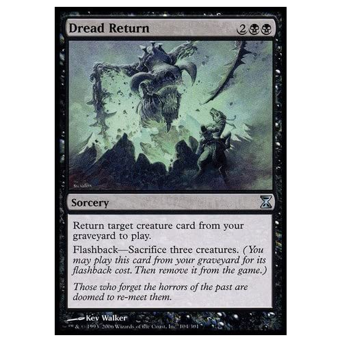 Mtg White Return A Creature From A Graveyard: Amazon com