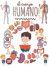 El Cuerpo Humano Para Niños: Mira debajo de tu cuerpo a partir de 3 años, Enciclopedia  para niños. (Spanish Edition)