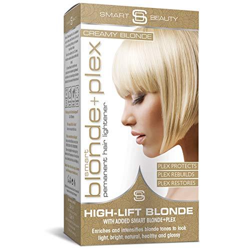 Cremeblondes Haarfärbemittel | 100% vegane Rezeptur, ohne Tierversuche | Mit Smart Plex Technologie gegen Haarbruch zum Schutz und zur Kräftigung des Haares während des...