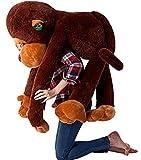 HAHA - Scimmia di peluche gigante, idea regalo