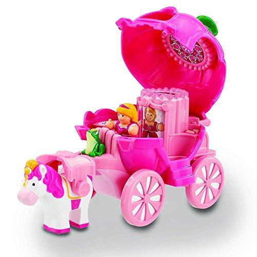 WOW Toys - Pippa's Princess Carriage, Coche de Juguete (10240)