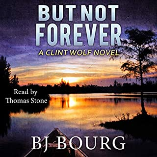 But Not Forever audiobook cover art