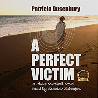 A Perfect Victim audiobook cover art