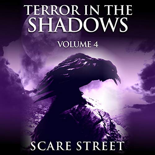 Terror in the Shadows Vol. 4 audiobook cover art