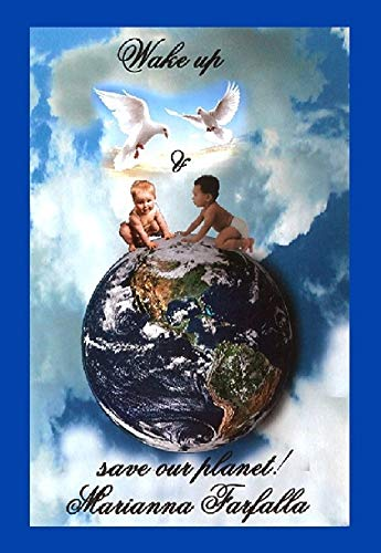 Wake up & Save our Planet: Blueprint for a better world, an integral approach to solving our global