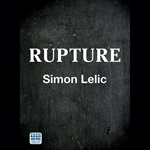 Rupture audiobook cover art