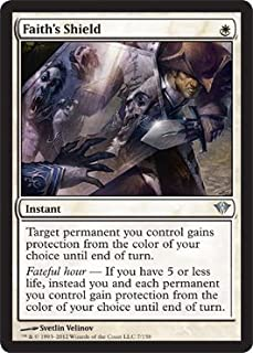 Magic: the Gathering - Faith's Shield (7) - Dark Ascension by Magic: the Gathering