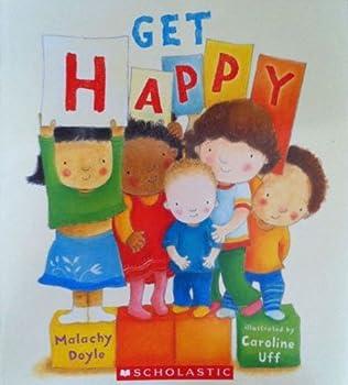 Paperback Get Happy Book