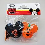 ディズニーアンテナボールUSA限定版(コウモリ&パンプキンミッキー)2種類のアンテナトッパーセットMickey Bat and Pumpkin Antenna Topper