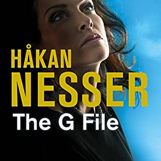 The G File cover art