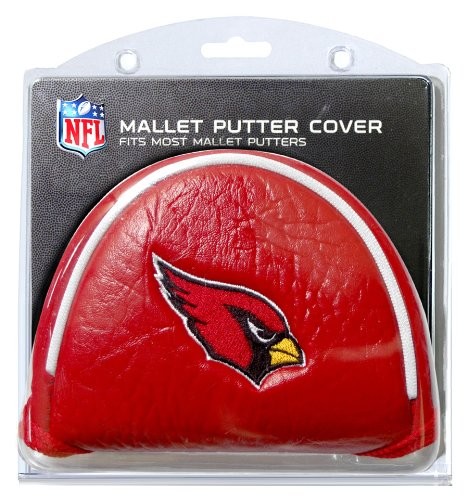 Best Prices! Team Golf NFL Golf Club Mallet Putter Headcover, Fits Most Mallet Putters, Scotty Camer...