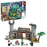LEGO 70435 Hidden Side La prigione abbandonata di Newbury, App per giochi AR, Playset multigiocatore interattivo a realt aumentata, App di gioco per iPhone/Android
