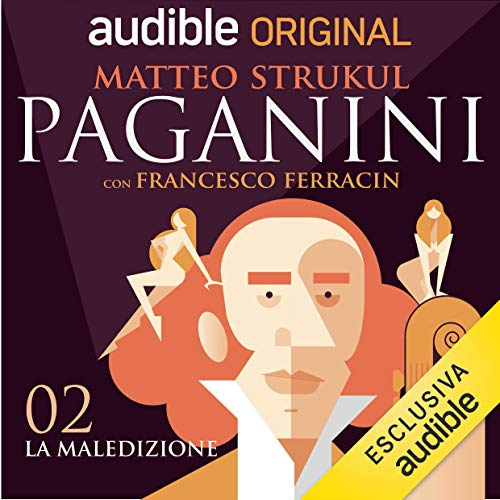 La Maledizione Audiobook By Matteo Strukul, Francesco Ferracin cover art