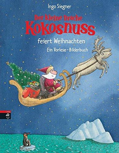 Der kleine Drache Kokosnuss feiert Weihnachten. Ein Vorlese-Bilderbuch (Vorlesebücher, Band 2)