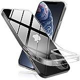 GiWuh Glas Hülle Kompatibel mit iPhone 12/iPhone 12 Pro (2020) [Kratzresistentes Panzerglas]...