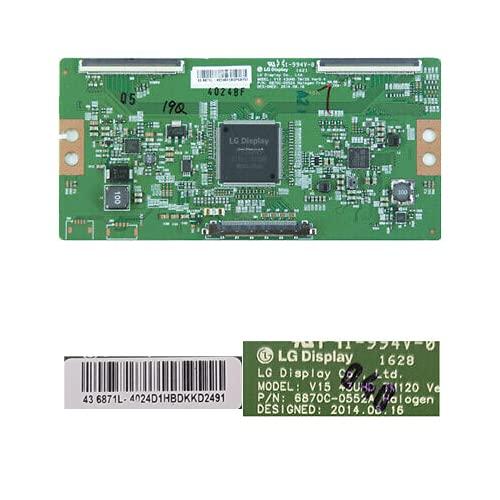 Desconocido Piastra T-con Hitachi 43HK15W64I 43 6871L-4024D