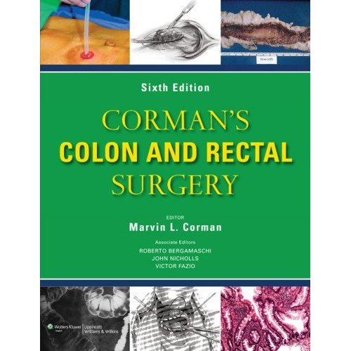 Corman's Colon and Rectal Surgery (COLON AND RECTAL SURGERY (CORMAN)) (English Edition)